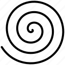 hypnosis, inculation, spiral, sugestion, suggestion, vortex, whirlpool icon