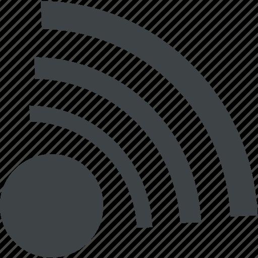 audio, music, signal, sound, wifi icon