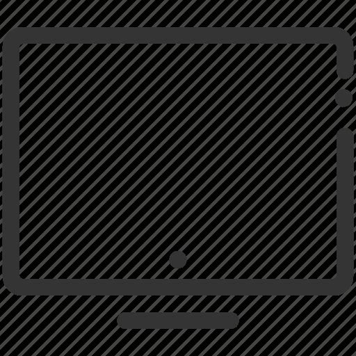 computer, monitor, seo, significon icon