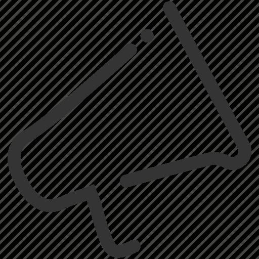 advertising, megaphone, seo, significon icon