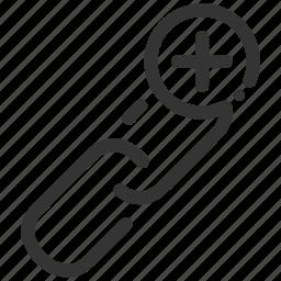 building, link, seo, significon icon
