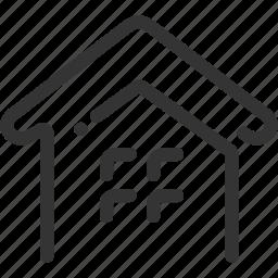 home, house, real estate icon, significon icon