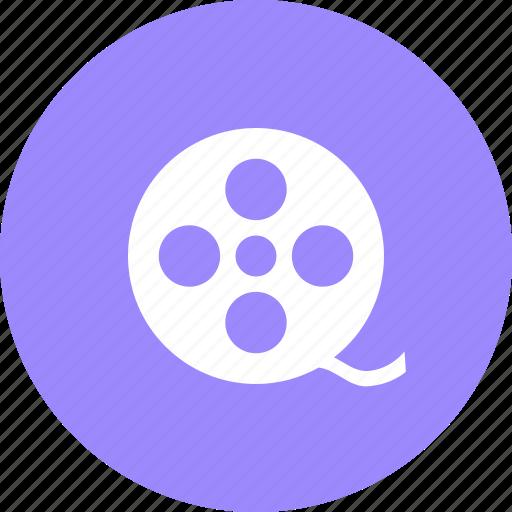 film, movie, movie theatre, video icon