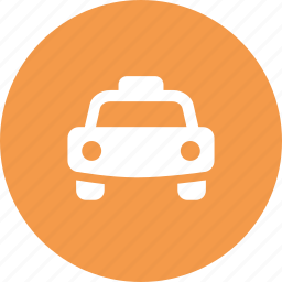 car, taxi, travel, vehicle icon