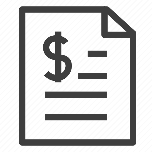 document, documents, file, files icon