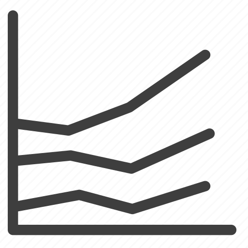 analysis, analytics, chart, data, graph, line, statistics icon