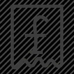 label, pound, price, tag icon