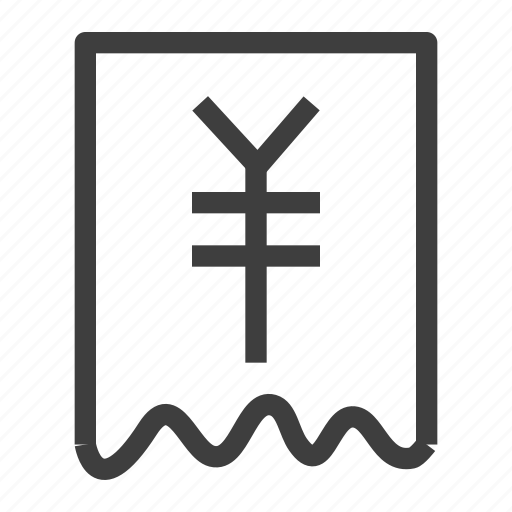 ecommerce, label, price, tag, yuan icon