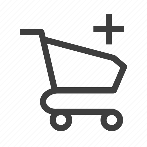 add, ecommerce, shopping, shoppingcart icon