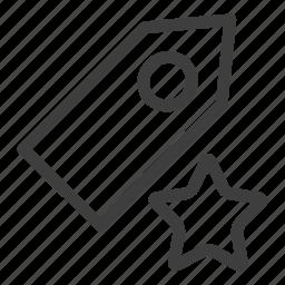 guardar, label, save, tag icon