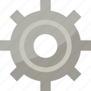 action, cog, cogwheel, gear, options, settings, work icon