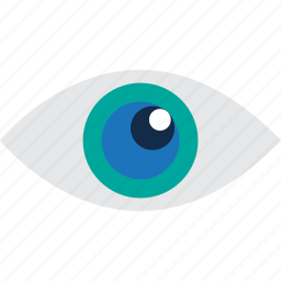 eye, find, lock, search, see, view icon