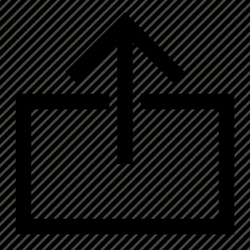 arrow, diagonal, expand, line, minus, sign, warning icon