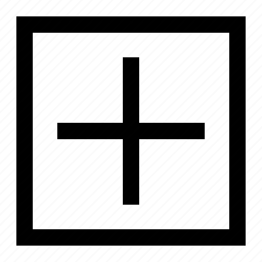 diagonal, expand, line, out, sign, simple1, warning icon