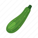 cook, dish, food, green, vegetable, veggie, zucchini icon