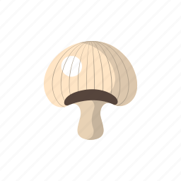 cook, dish, food, kitchen, mushroom, vegetable, veggie icon