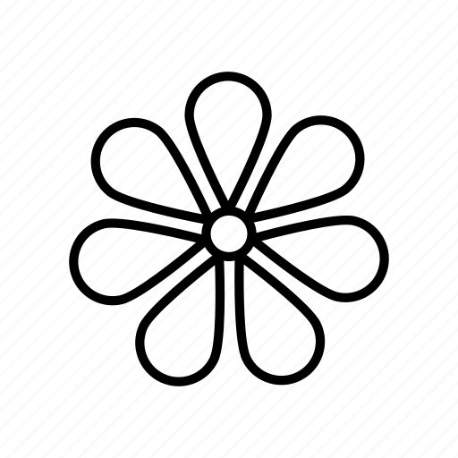 blossom, floral, flower, garden, ornament, plant, spring icon