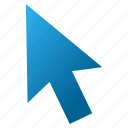 cursor arrow, left up, mouse pointer, move, select, selection, target