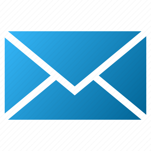 communication, email, envelope, mail, message, newsletter, send letter icon