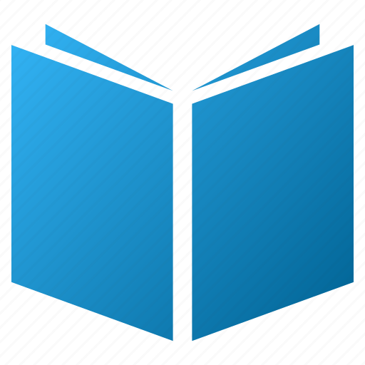 dictionary, document, education, knowledge, library, notebook, open book icon