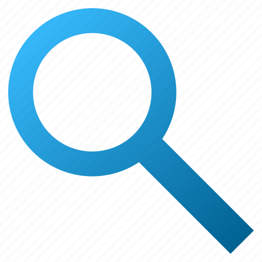 find, look, magnifier, magnifying glass, search, view, zoom icon