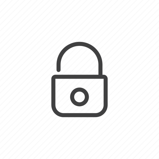 lock, password, protect, protection, safe, safety, security icon
