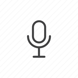 audio, mic, microphone, sound, speech, talk, voice icon