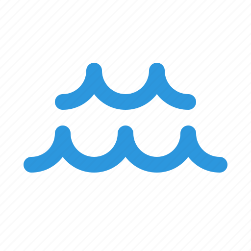 nature, ocean, sea, water, wave icon