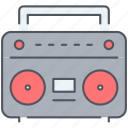 casette, player, audio, cassette, media, music, song