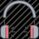 headphones, audio, earbuds, earphone, listen, music, sound