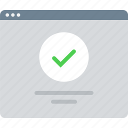 layout, sitemap, success, ui, web, wireframe icon