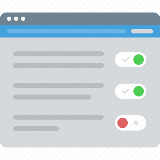 Controls, layout, sitemap, ui, web, wireframe icon - Download on Iconfinder