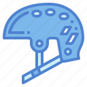 equipment, helmet, protection, security icon