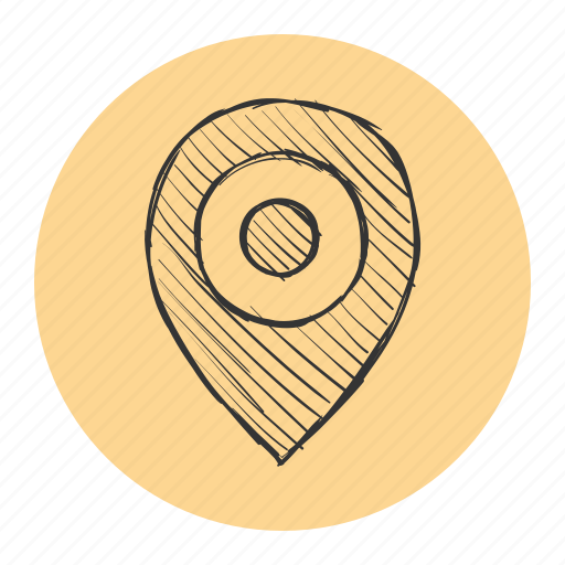 address, geo, location, map, pin, place, point icon