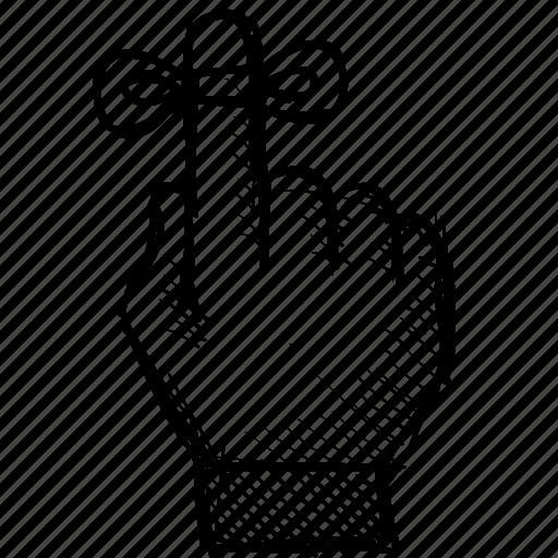 event, finger, gesture, hand, remind, reminder, schedule icon