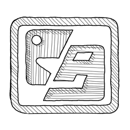 copy, hlsw icon