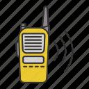 cellphone, radio, signal, speak, transceiver, walkie-talkie