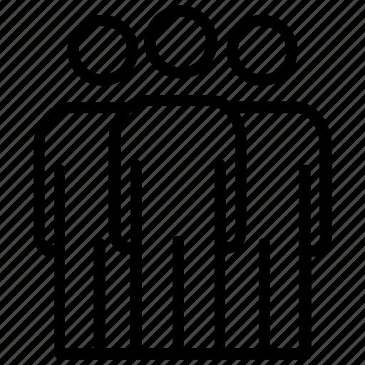 guide, leadership, team, team lead, teamwork icon