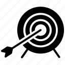 aim, bullseye, focus, goal, target