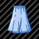 a-line skirt, clothes, clothing, dress, fashion, garment, skirt