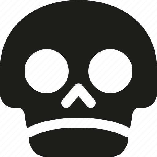 Avatar, death, emoji, face, sad, skull icon - Download on Iconfinder