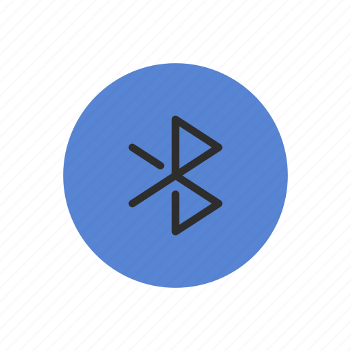 bluetooth, connection, data, digital, information, transfer, transmission icon