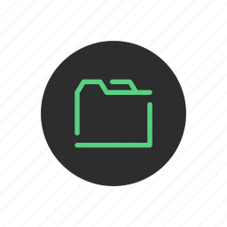 archive, brief, directory, files, folder, information, system icon