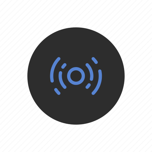 Frequency, internet, radio, signal, sound, vibration, waves icon - Download on Iconfinder