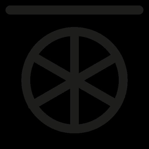 finist, rune, slavic calendar, slavic symbols icon