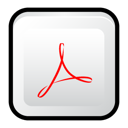 acrobat, adobe, cs3 icon