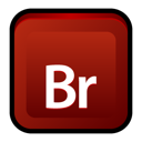 adobe, bridge, cs3 icon