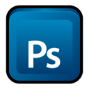 adobe, cs3, design, photoshop icon