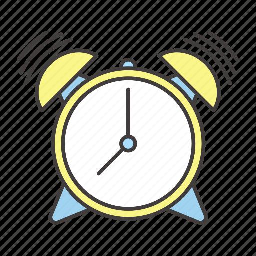 alarm, awaking, clock, get up, morning, wake up, watch icon