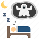 dream, ghost, horror, nightmare, specter icon